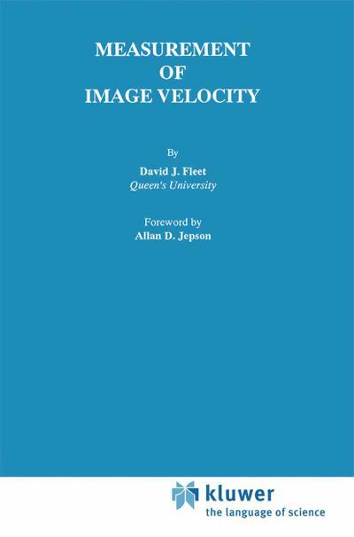 Measurement of Image Velocity