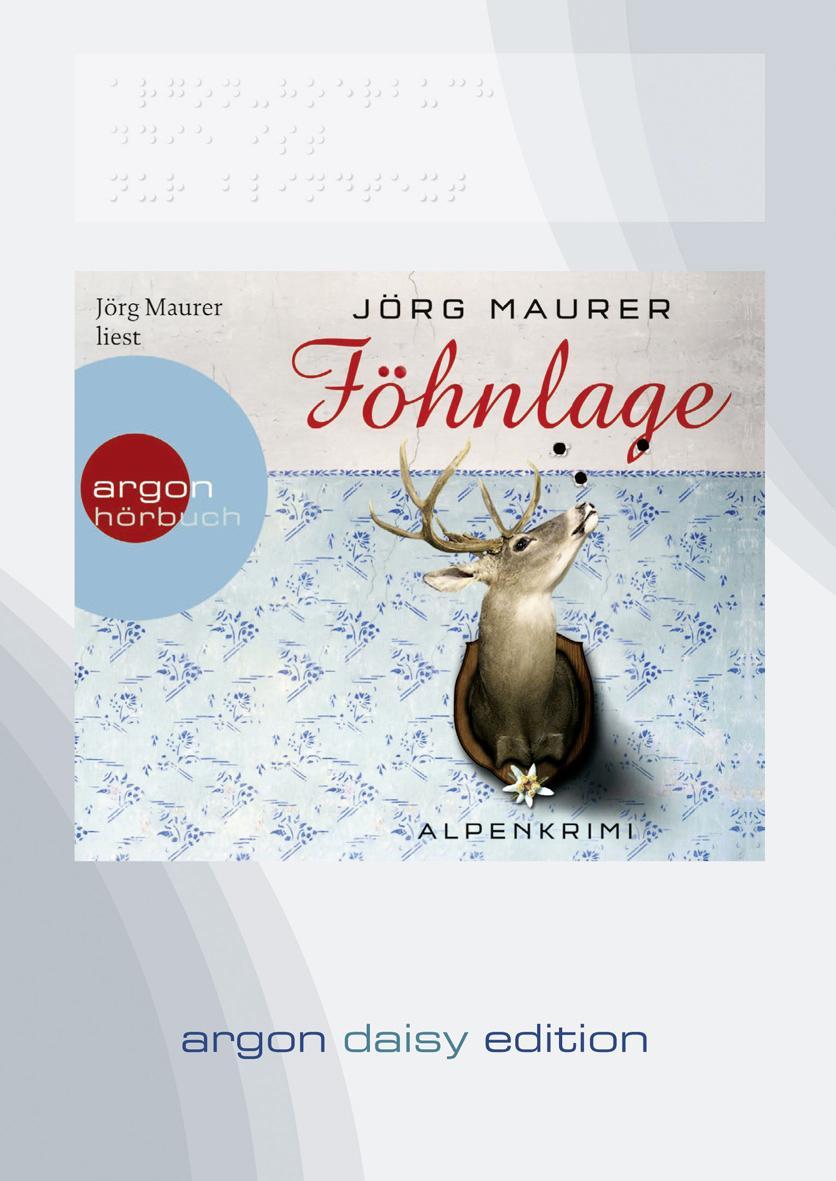 Föhnlage (DAISY Edition) Jörg Maurer