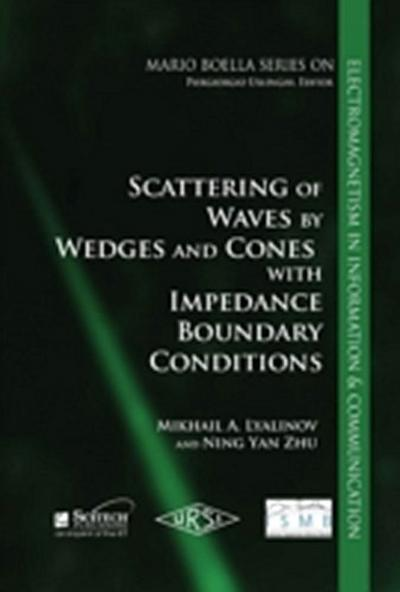 Scattering of Wedges and Cones with Impedance Boundary Conditions