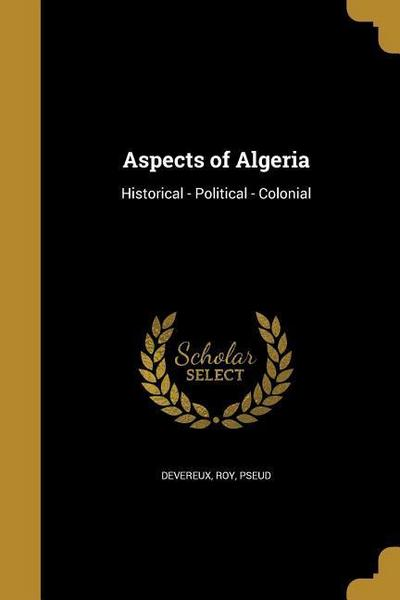 ASPECTS OF ALGERIA