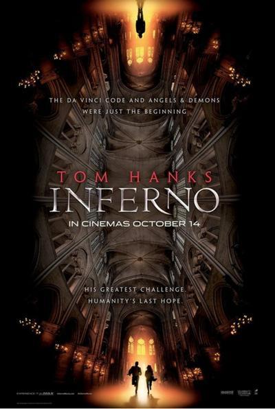Inferno, Film Tie-In
