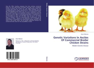 Genetic Variations In Ascites Of Commercial Broiler Chicken Strains