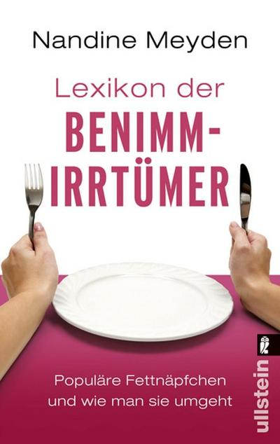 Lexikon der Benimmirrtümer