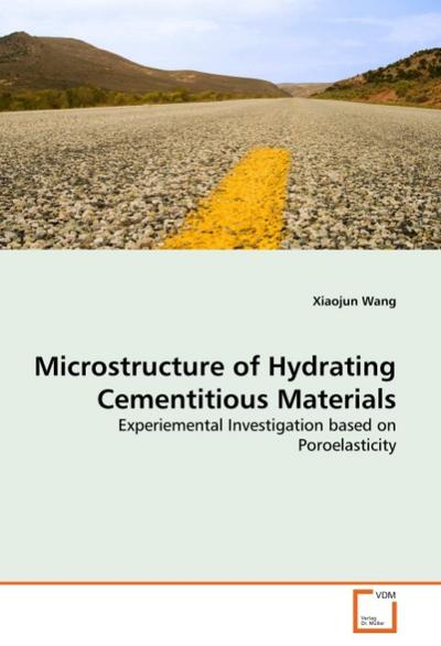Microstructure of Hydrating Cementitious Materials