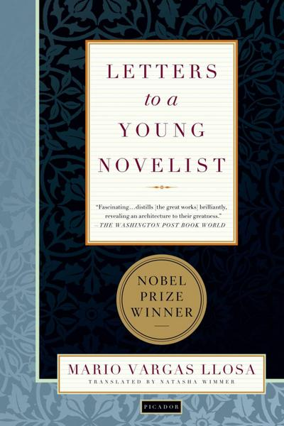 Letters to a Young Novelist