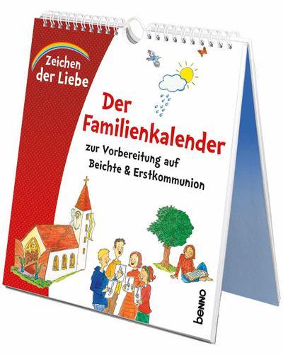 Zeichen der Liebe - Der Familienkalender
