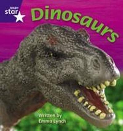 Star Phonics: Dinosaurs (Phase 5) (Star Phonics Decodables) by Lynch, Emma