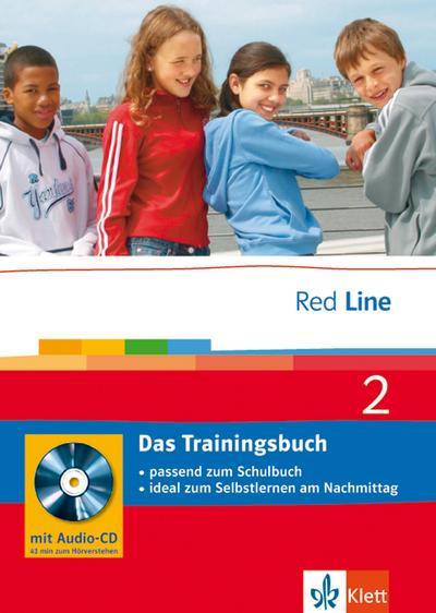 Red Line 2. Das Trainingsbuch
