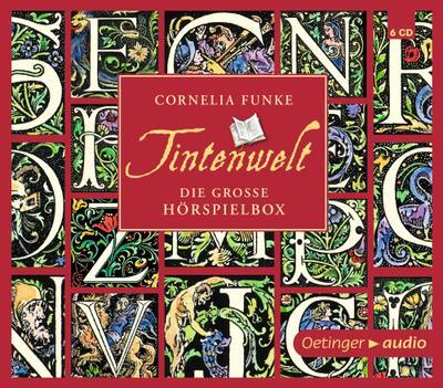 Tintenwelt. Die große Hörspiel-Box (6 CD)