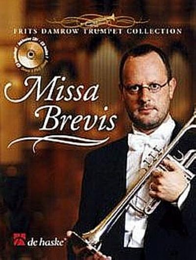 Missa brevis :for trumpet and organ (piano)