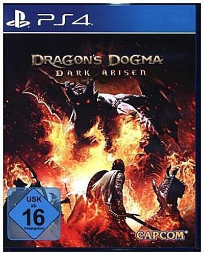 Dragon's Dogma Dark Arisen, 1 PS4-Blu-ray Disc