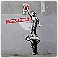 Banksy 2019 - 18-Monatskalender