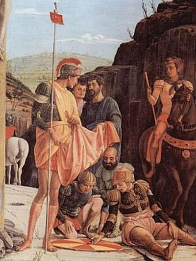 Andrea Mantegna - Soldaten - 200 Teile (Puzzle)