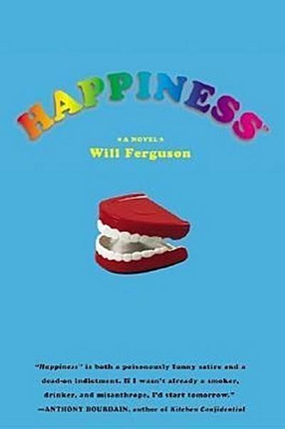 Happiness - Harpperen - Taschenbuch, Englisch, Will Ferguson, ,