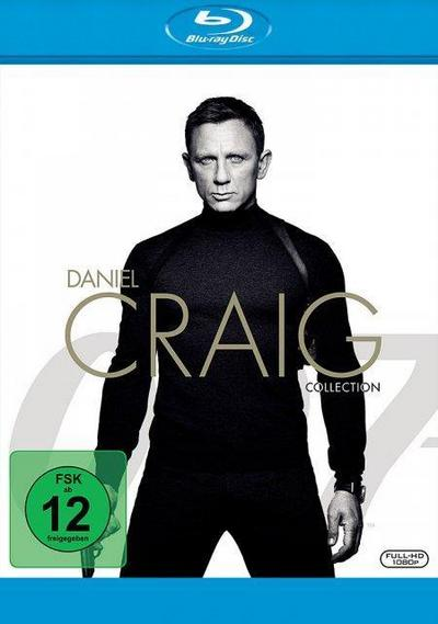 James Bond: Daniel Craig Collection