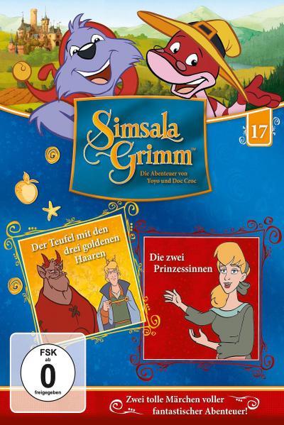 SimsalaGrimm 17: Der Teufel mit den drei goldenen Haaren / Prinzessinnen