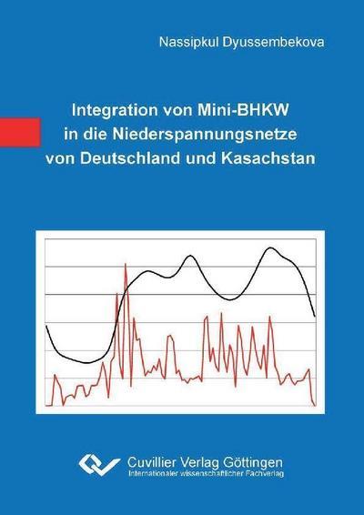 Integration von Mini-BHKW in die Niederspannungsnetze von Deutschland und Kasachstan
