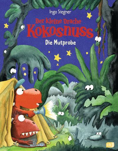 Der kleine Drache Kokosnuss - Die Mutprobe (Bilderbücher, Band 1)