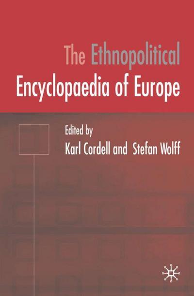 Ethnopolitical Encyclopaedia of Europe