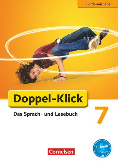 Doppel-Klick - Das Sprach- und Lesebuch - Förderausgabe