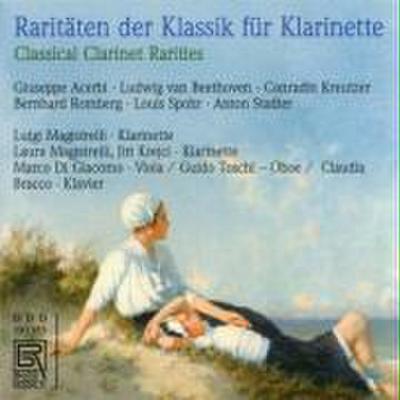 Raritäten Der Klassik Für Klarinette