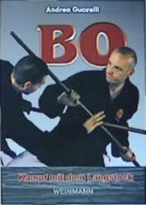 BO - Kampf mit dem Langstock Andrea Guarelli