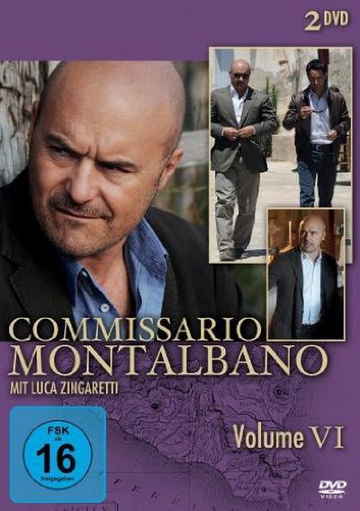 Commissario Montalbano - Volume VI [2 DVDs]