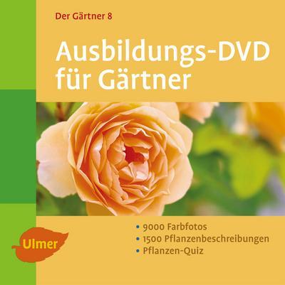 Der Gärtner 8. Die Ausbildungs-DVD für Windows XP/Vista/7