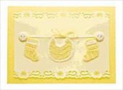Baby Bibs - Yellow 5pk