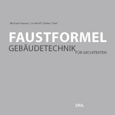 Faustformel Gebäudetechnik