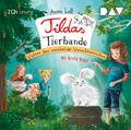 Tildas Tierbande - Teil 2: Wühler, das wuschelige Wunschkaninchen, 2 Audio-CDs