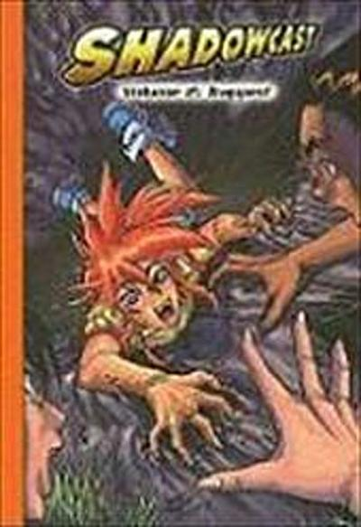 Steck-Vaughn Impact Graphic Novels: Individual Student Edition Trapped, Shadowcast