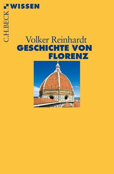 Geschichte von Florenz (Beck'sche Reihe)