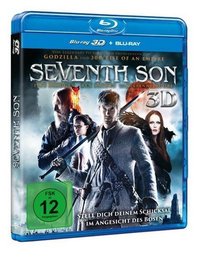 Seventh Son (3D) - Blu-ray