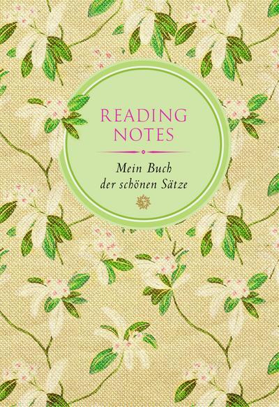 Reading Notes: Blüten: Mein Buch der schönen Sätze