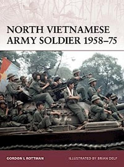 North Vietnamese Army Soldier 1958 75