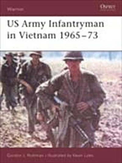 US Army Infantryman in Vietnam 1965 73