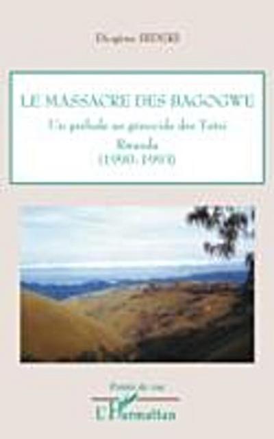 Le massacre des bagogwe - un prelude au genocide des tutsi.