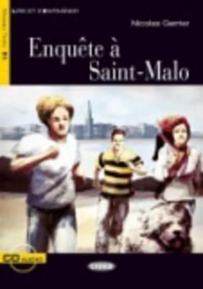 Enquete a Saint-Malo+cd