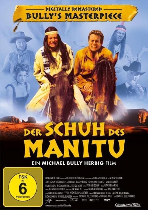 Der Schuh des Manitu (Remastered) Michael Bully Herbig