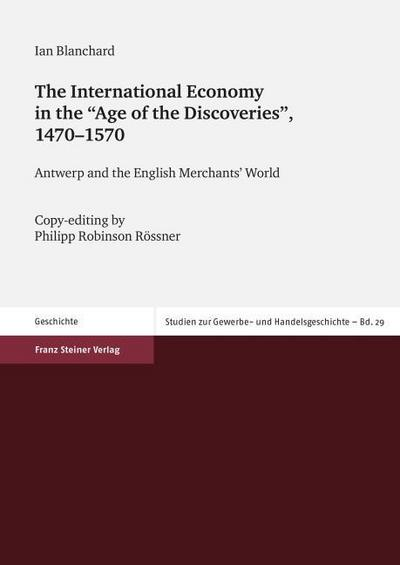 The International Economy in the