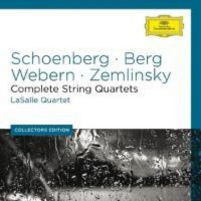 Schoenberg: String Quartet No.1, Op.7, String Quartet No.2, Op.10
