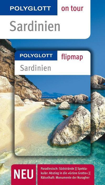 POLYGLOTT on tour Reiseführer Sardinien: Polyglott on tour mit Flipmap