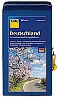 ADAC StraßenKarten Kartenset Deutschland 2018/2019 1:200.000