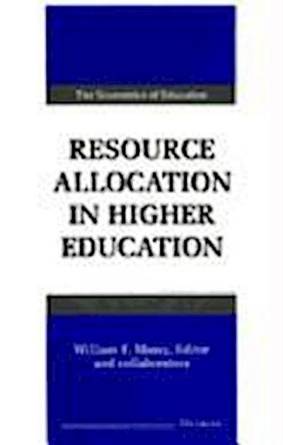 Resource Allocation in Higher Education