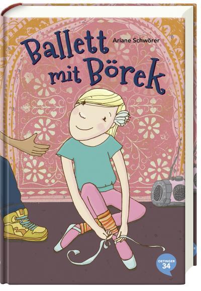 Ballett mit Börek; Ill. v. Hamann, Meike; Deutsch