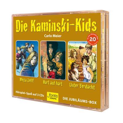 Die Kaminski-Kids: Die Jubiläums-Hörspiel-Box