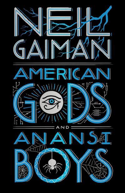 American Gods + Anansi Boys Leatherbound Edition