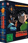 Detektiv Conan - TV-Serie - DVD Box 4 (Episoden 103-129) (5 DVDs)