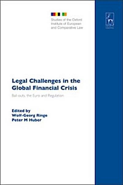 Legal Challenges in the Global Financial Crisis